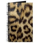 Leopard Print Journal