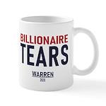 Billionaire Tears Mugs