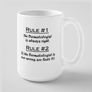 Dermatologist Large Mug