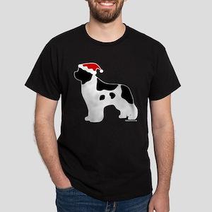 Landseer Santa Dark T-Shirt