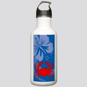 Crab Stainless Water Bottle 1.0L