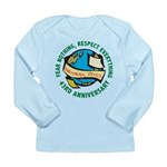 Earth Day Long Sleeve Infant T-Shirt