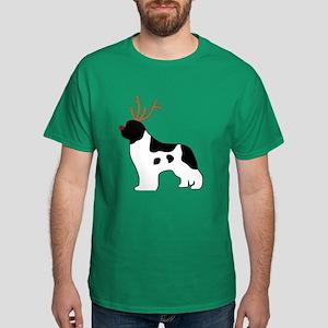 Landseer Reindeer Dark T-Shirt