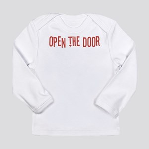 Open the Door Long Sleeve Infant T-Shirt