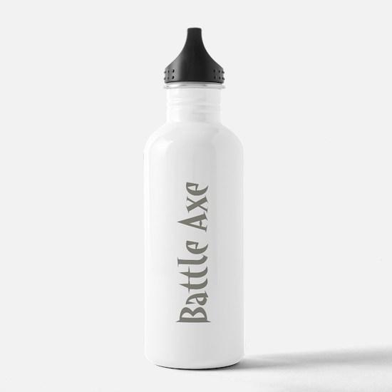 Battle Axe Water Bottle