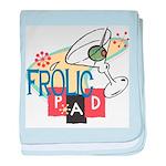 Frolic Pad baby blanket