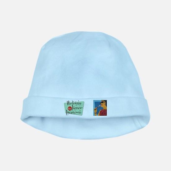 Barrel House baby hat