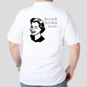 Cup of STFU Golf Shirt
