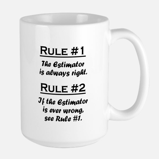 Estimator Large Mug