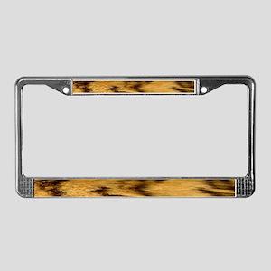 Get Wild! License Plate Frame