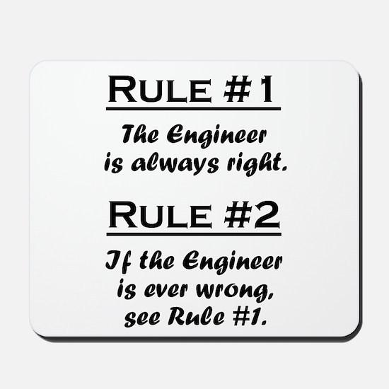 Engineer Mousepad