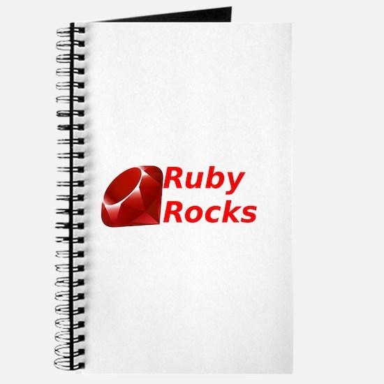 Ruby Rocks Journal