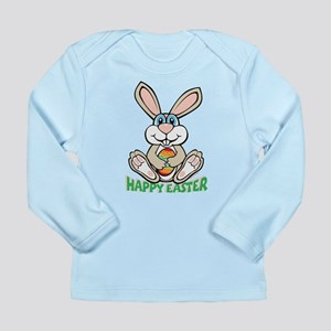 Happy Easter Long Sleeve Infant T-Shirt
