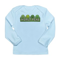 World Peas Long Sleeve Infant T-Shirt