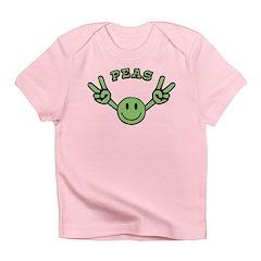 Peas Infant T-Shirt