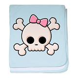 Pink skull Cotton