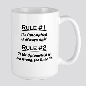 Optomistrist Large Mug