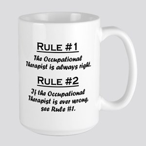 Occupational Therapist Large Mug