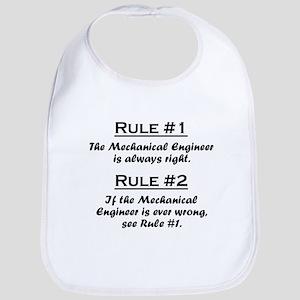 Mechanical Engineer Bib