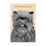 Affenpinscher Mini Poster Print