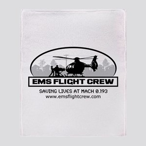 EMS Flight Crew - Rotor Wing Throw Blanket