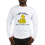 DTOM Cartoon Long Sleeve T-Shirt