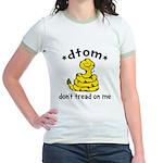 DTOM Cartoon Jr. Ringer T-Shirt