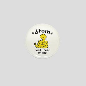 DTOM Cartoon Mini Button