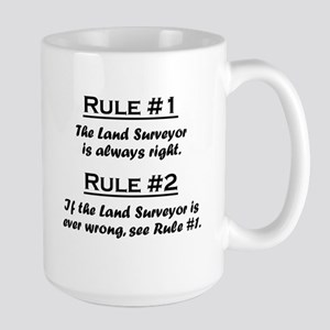 Surveyor Large Mug