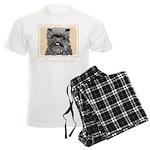Affenpinscher Men's Light Pajamas