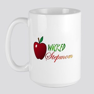 Wicked Stepmom Large Mug