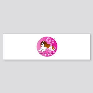 Beagle Sticker (Bumper)