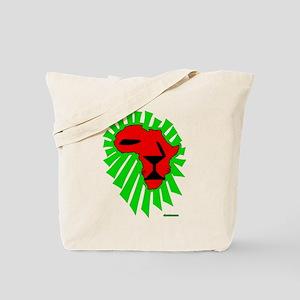 Lion El Tote Bag