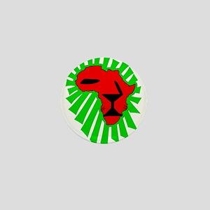 Lion El Mini Button