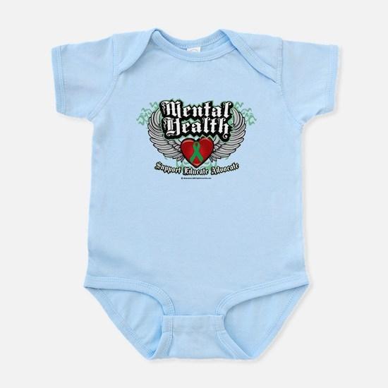 Mental Health Wings Infant Bodysuit