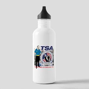 TSA Stainless Water Bottle 1.0L