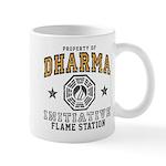 Dharma Flame Station Mug