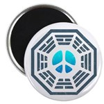 Dharma Blue Peace Magnet