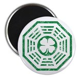 Dharma Luck Green Magnet