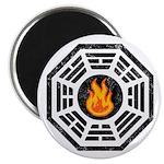 Dharma Flame Magnet