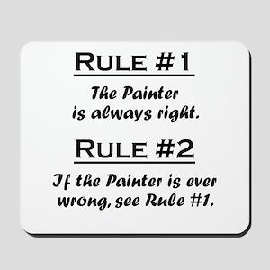 Painter Mousepad