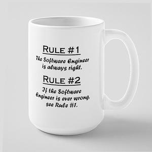Software Engineer Large Mug