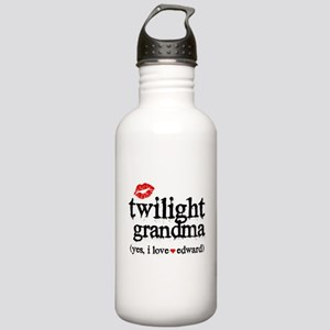 Twilight Grandma Stainless Water Bottle 1.0L