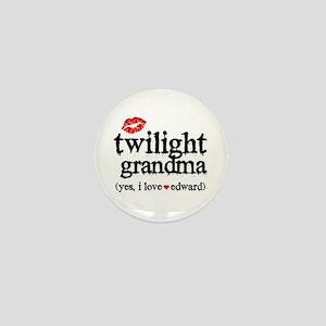 Twilight Grandma Mini Button