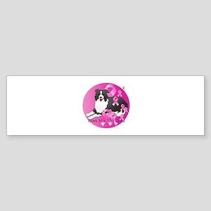 Border Collie Sticker (Bumper)