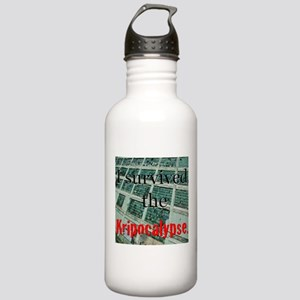 Kripocalypse Stainless Water Bottle 1.0L