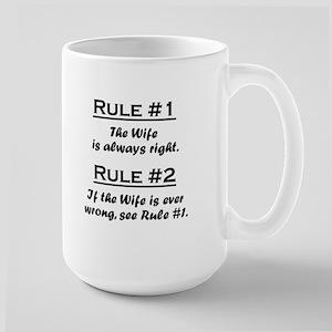 Wife Large Mug