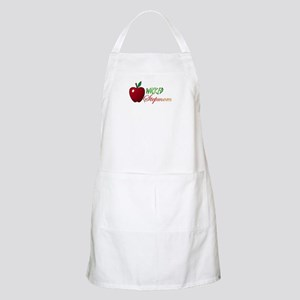 Wicked Stepmom BBQ Apron