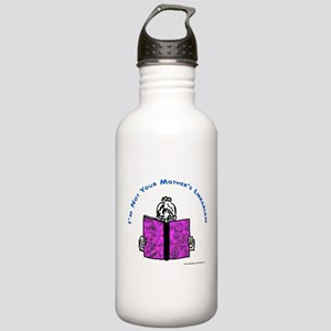 Funny Librarian Stainless Water Bottle 1.0L