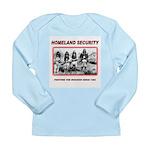 Homeland Security Native Long Sleeve Infant T-Shir